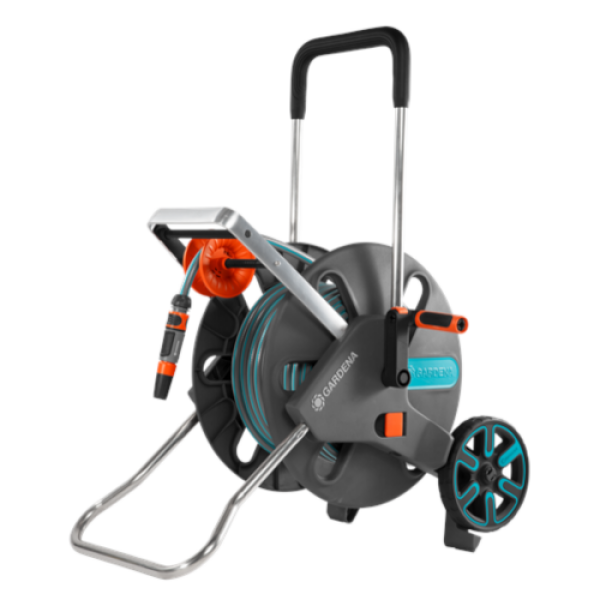 Gardena - Hose Trolley AquaRoll L Easy Set