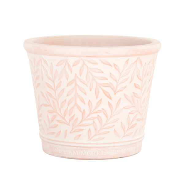 William Morris Collection - Large Terracotta Planter