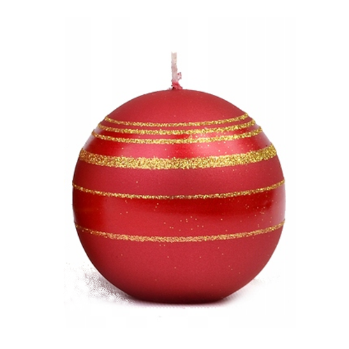 Christmas Candle Gift - Ring Sphere
