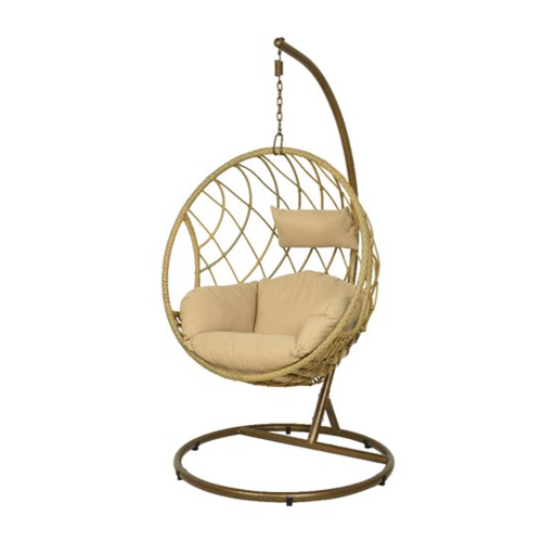 Cavallo Egg - Luxury Wicker Hanging Chair